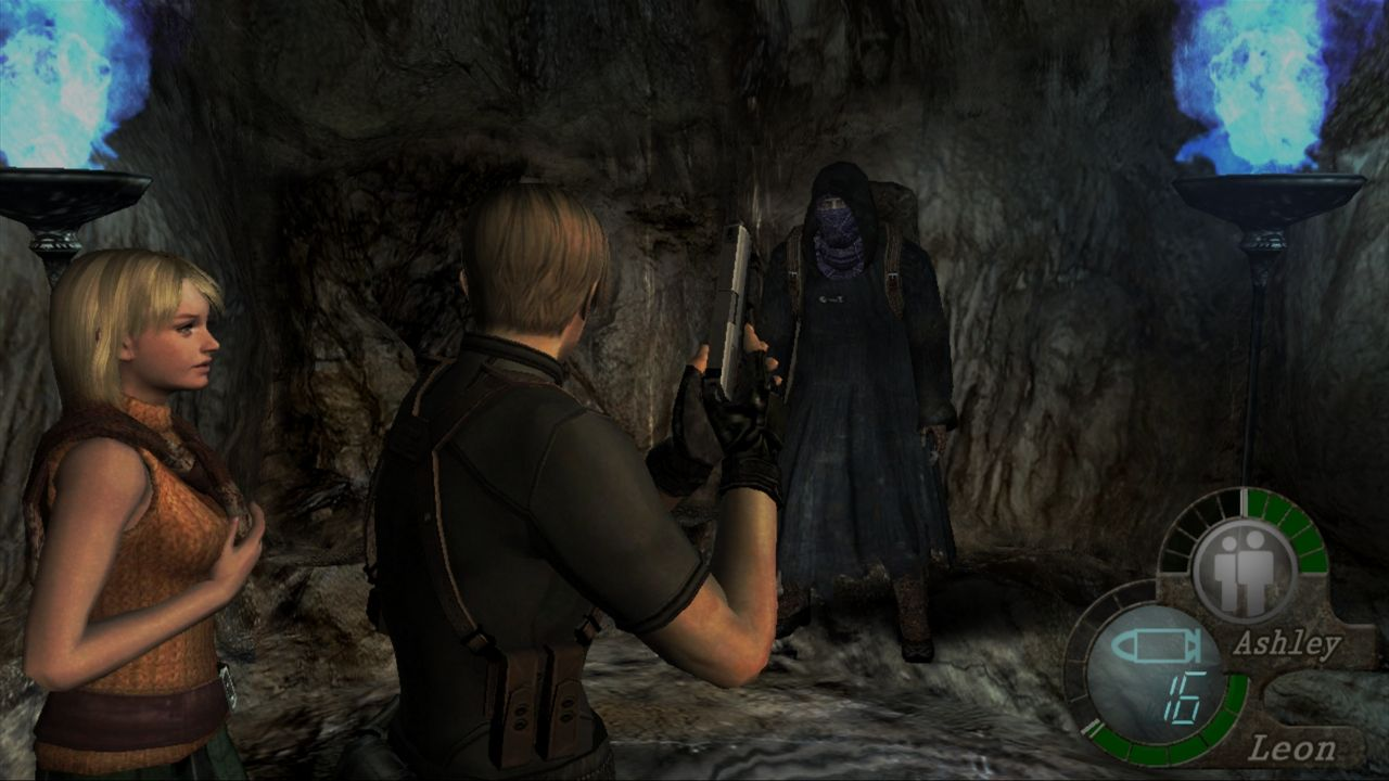 Resident Evil 4 Hd Review Bonus Stage