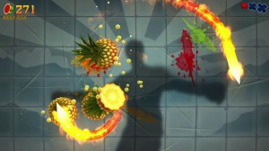 X360 Fruit Ninja Kinect Screenshot 001 300x168 Fruit Ninja Kinect   Xbox Live Arcade Review