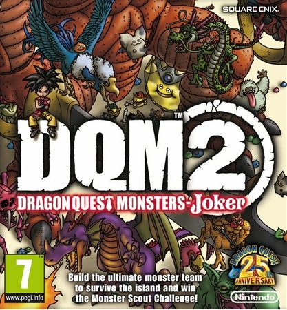 Dragon Quest Monsters Joker 2 Home Page