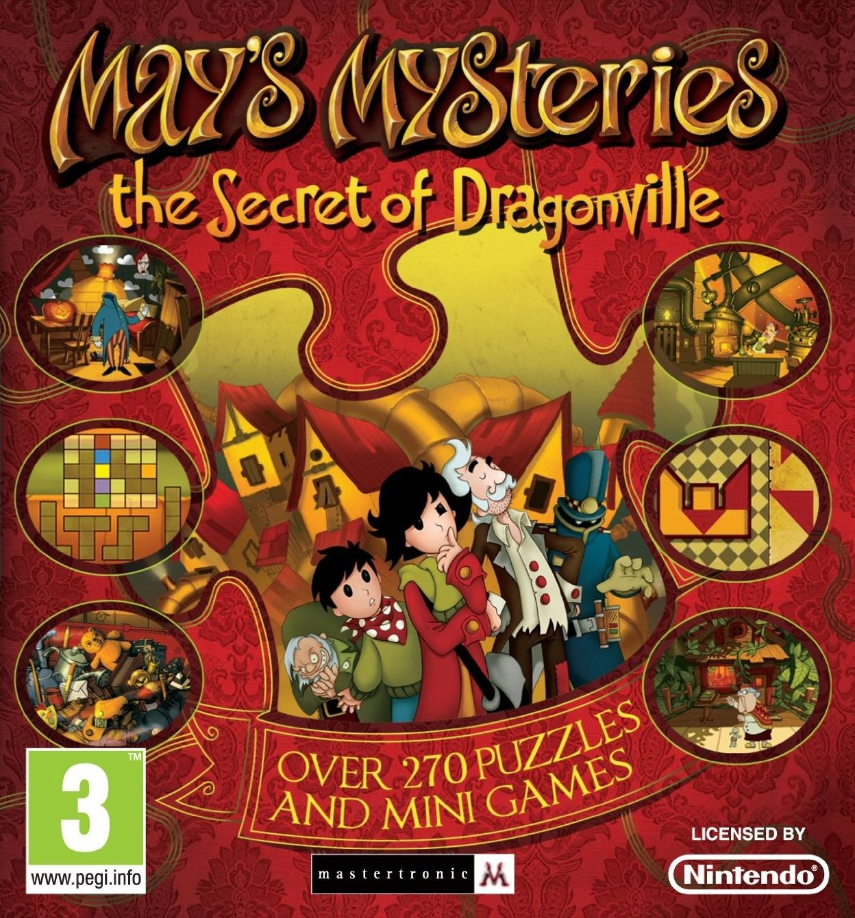 Mays Mysteries The Secret of Dragonville Feature Image