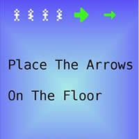 Place the Arrows on the Floor