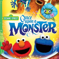 Sesame Street Once Upon a Monster