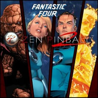 Zen Pinball 2 Fantastic Four Review