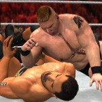 5Brock 04 150x150 WWE 12 Screenshots