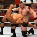 7Brock 03 150x150 WWE 12 Screenshots