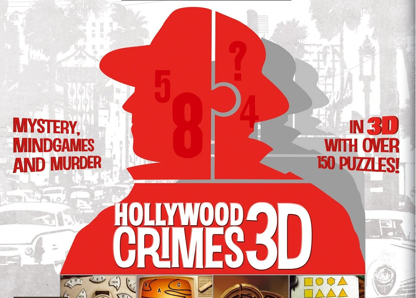 James Noir's Hollywood Crimes 3DS
