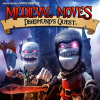 Medieval Moves Deadmun's Quest