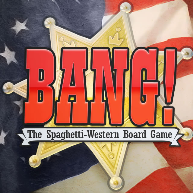 Bang! The Spaghetti-Western Boardgame
