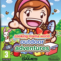 Cooking Mama World Outdoor Adventures