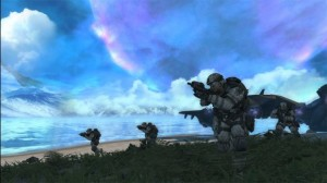 Halo 2 300x168 Halo: Combat Evolved Anniversary   Xbox 360 Review