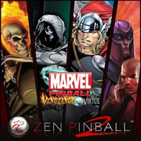Zen Pinball 2 Marvel Pinball Vengeance and Virtue Review