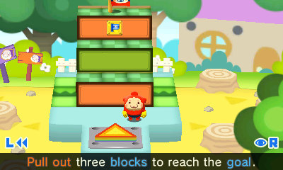 pushmo nintendo 3DS