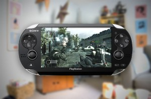 COD 1 300x197 PlayStation Vita    East to West – The Call of Duty effect.