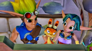 JD 1 300x168 The Jak and Daxter Trilogy   PS3 Review