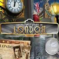 Secret Mysteries in London 3DS Review Brash Games