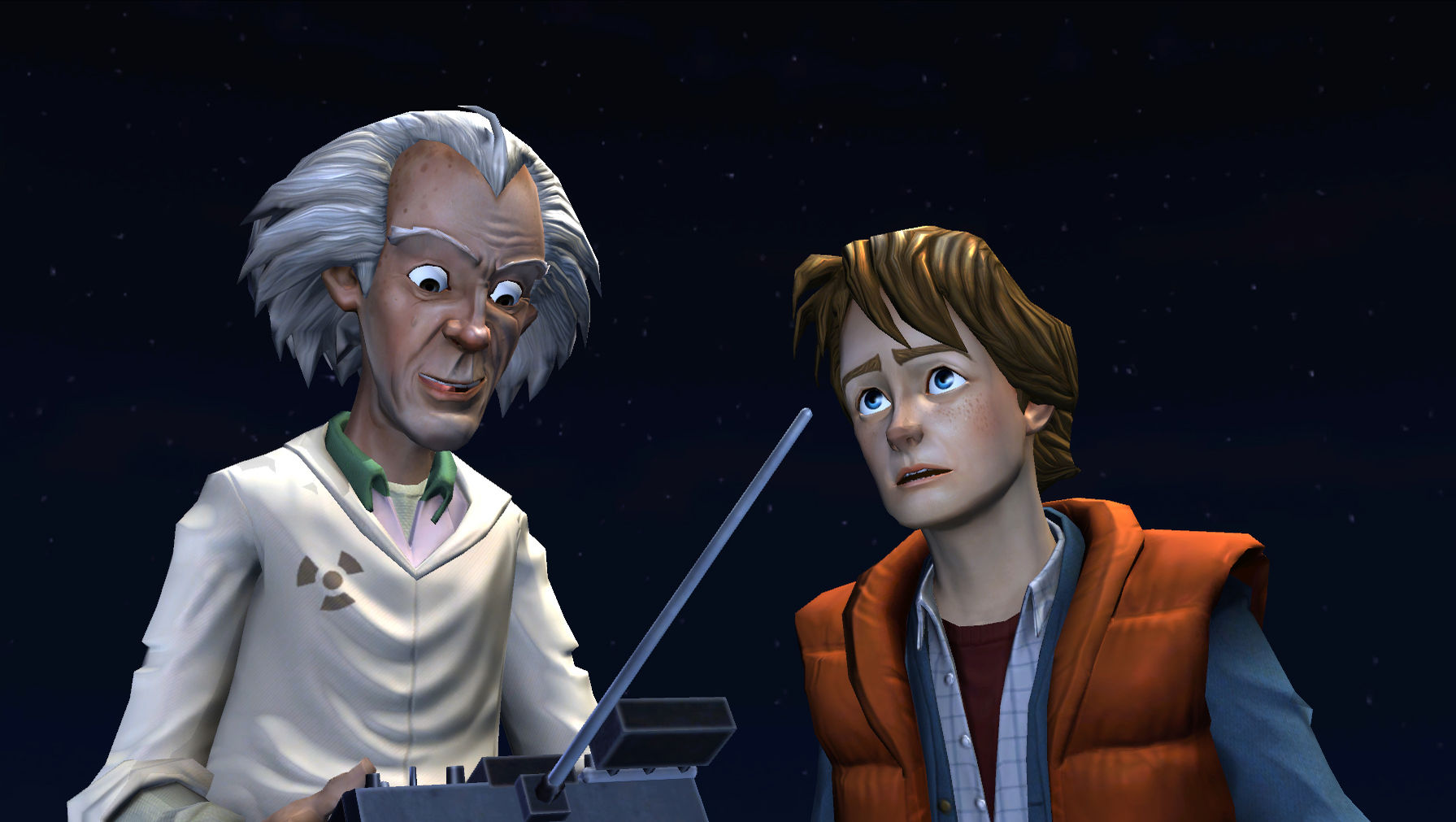 Back to the future the game screen 1 300x169 back to the future the