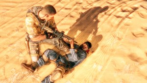 Line 3 300x169 Spec Ops: The Line – PS3 Review