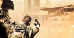 Line 4 300x157 Spec Ops: The Line – PS3 Review