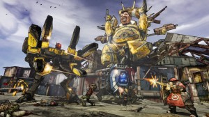 Borderlands 2 Screenshot 001 300x168 Borderlands 2 will feature a boss thats nearly unbeatable