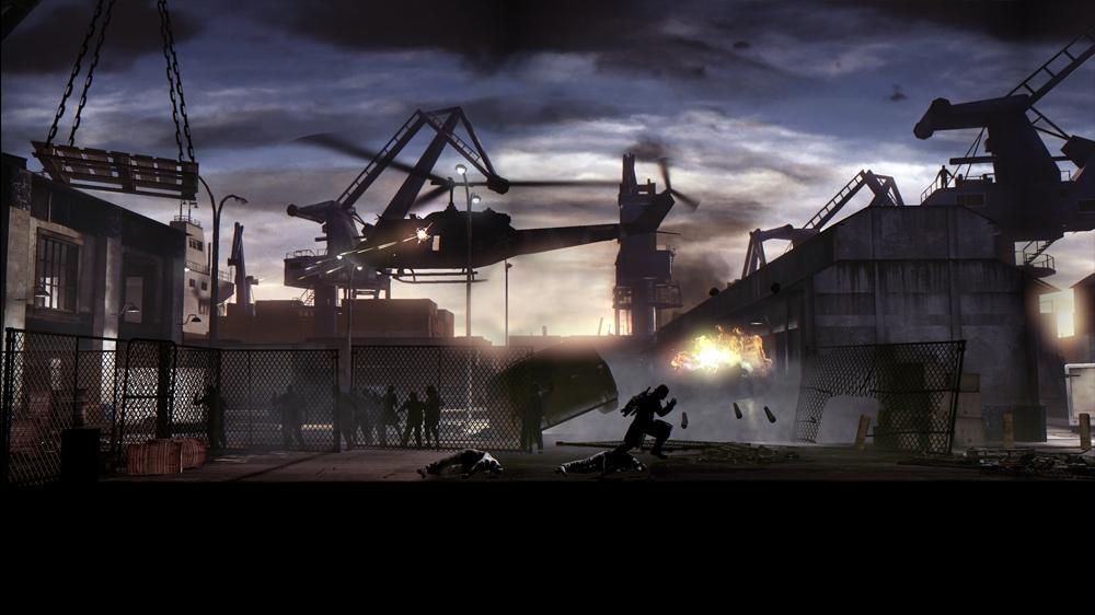 Deadlight Xbox 360 Review Screenshot 2