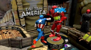 Marvel Pinball 3DS Screenshot 1 300x167 Marvel Pinball 3D   3DS Review