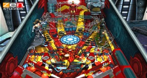 Marvel Pinball 3DS Screenshot 2 300x159 Marvel Pinball 3D   3DS Review