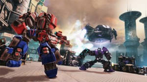 Transformers Fall of Cybertron Screenshot 1 300x168 Transformers: Fall of Cybertron   PS3 Review