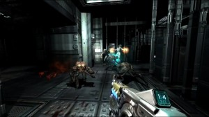 doom3 bfg gameplay 3 300x169 Doom 3 BFG Edition   PC Review