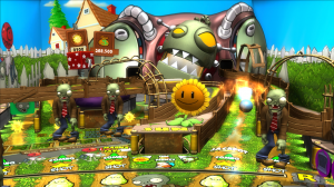 PVZ31 300x168 Pinball FX: Plants vs. Zombies – Xbox Live Arcade Review