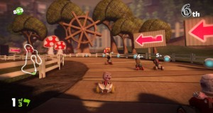 LBP3 300x159 LittleBigPlanet Karting   PS3 Review