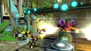 rc4 300x168 Ratchet & Clank: QForce   PS3 Review