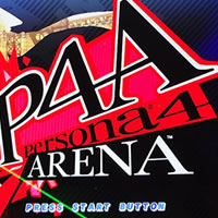 Persona 4 Arena