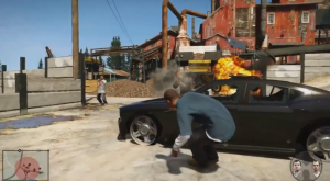 gtav ui 300x165 Grand Theft Auto V Review