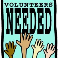 Volunteers needed About Us
