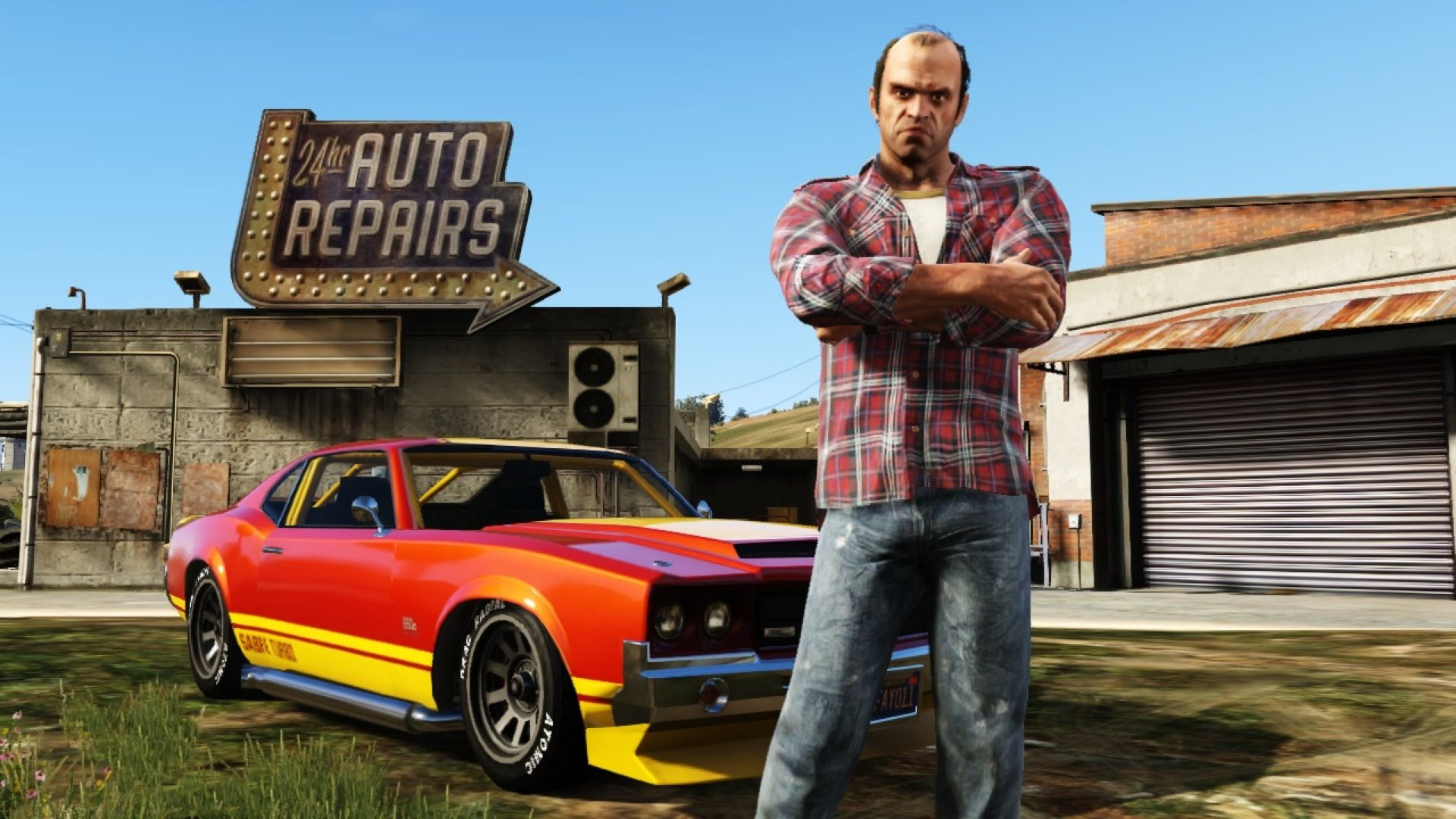 Gta V Review Brash Games