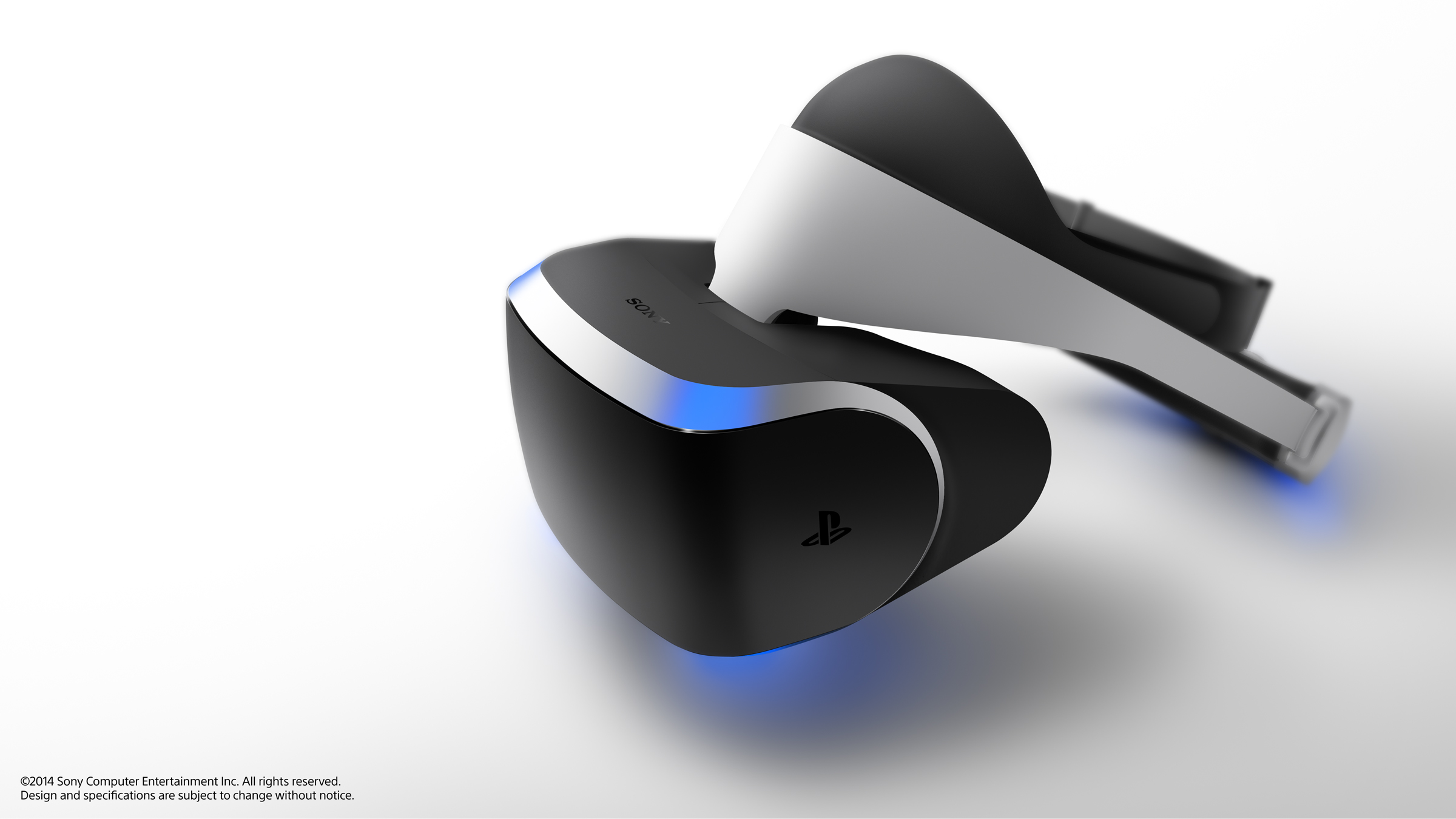 Project Morpheus, SCE's prototype virtual reality (VR) system