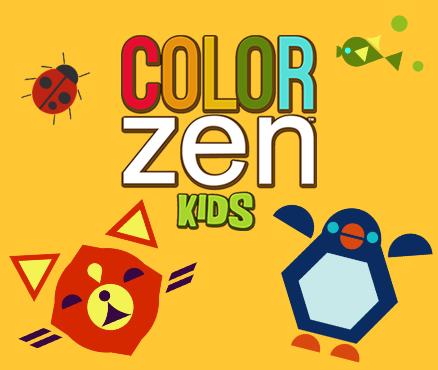 Color Zen Kids 1