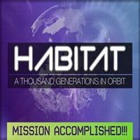 Habitat A Thousand Generations in Orbit Brash Games