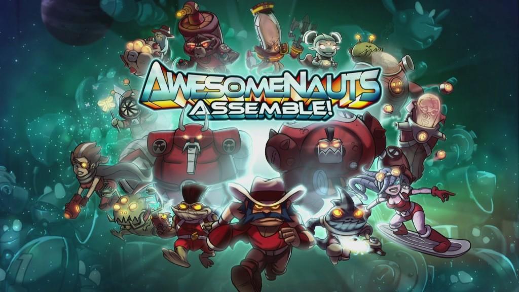 Awesomenauts-Assemble