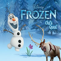 Disney's Frozen Olaf's Quest