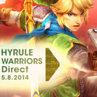 Hyrule Warriors Nintendo Direct