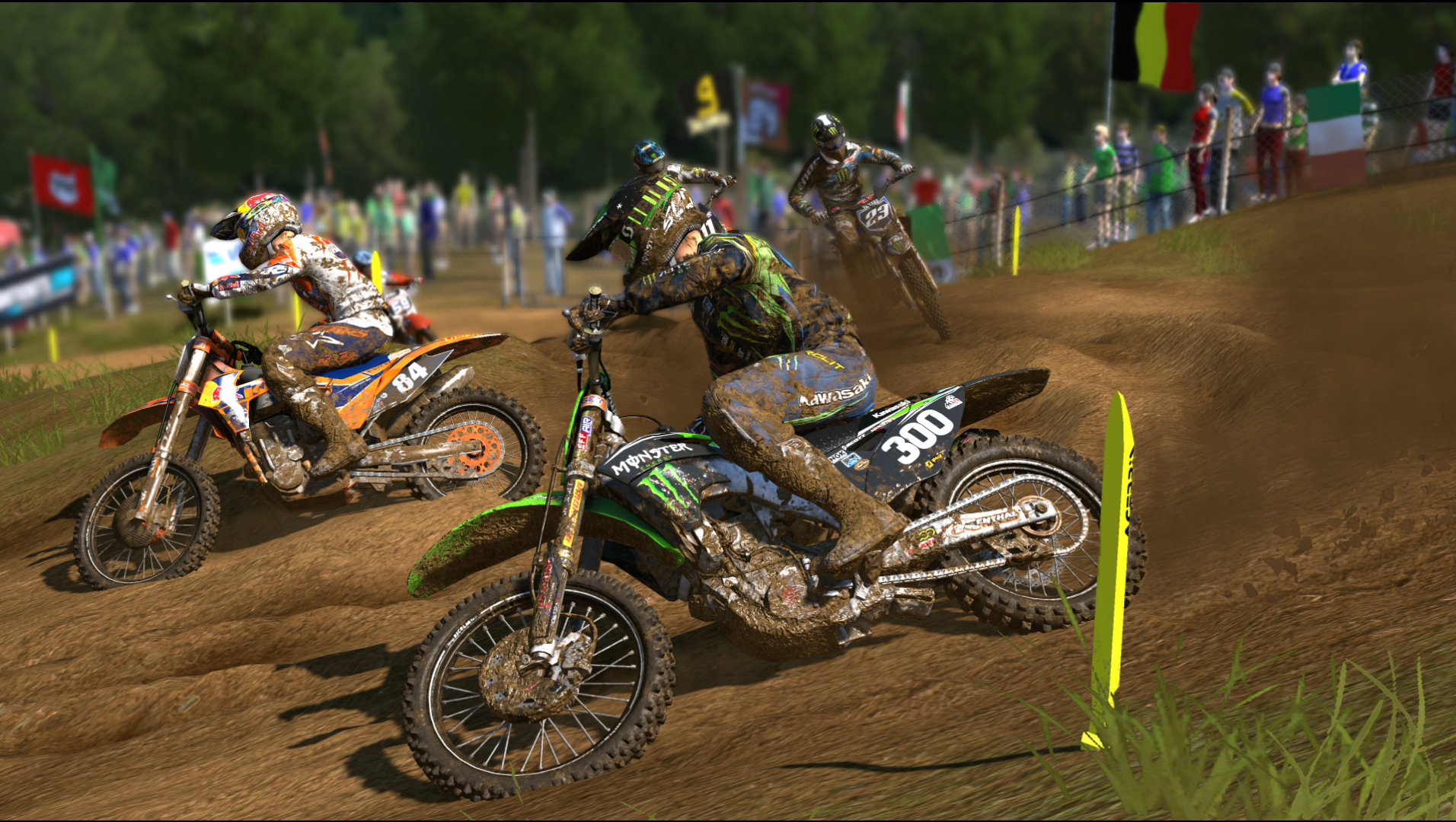 mxgp the official motocross videogame review brash games. Black Bedroom Furniture Sets. Home Design Ideas