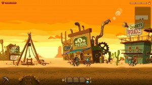 Steamworld Dig Screen 1