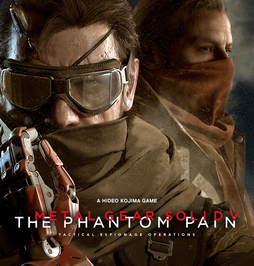 Metal Solid V: The Phantom Pain