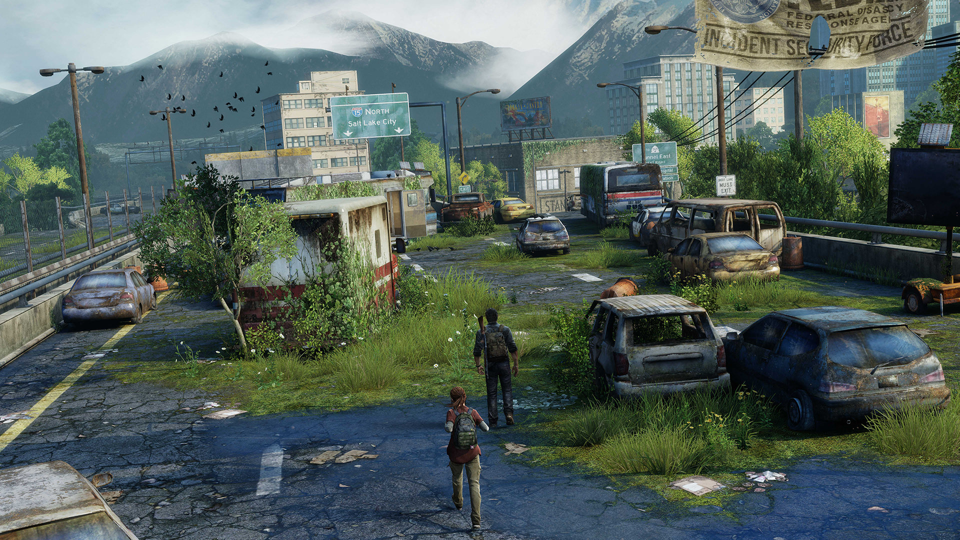 The Last Of Us Remastered Review Brash Games - The last of us remastered maps