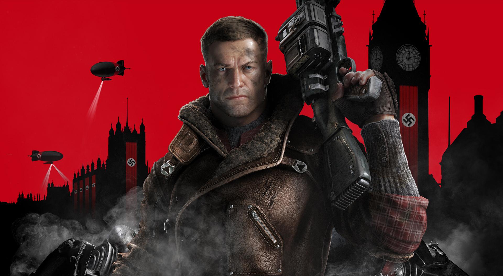 картинки wolfenstein the new order