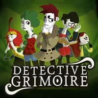 Detective Grimoire BrashGames