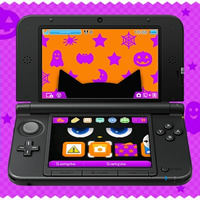 Nintendo 3DS Free Halloween Home Theme