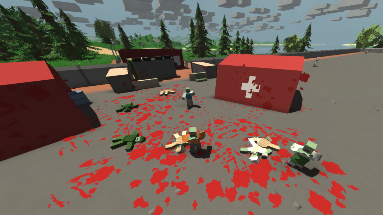 Unturned early access preview brash games unturned review screen 1 gumiabroncs Image collections