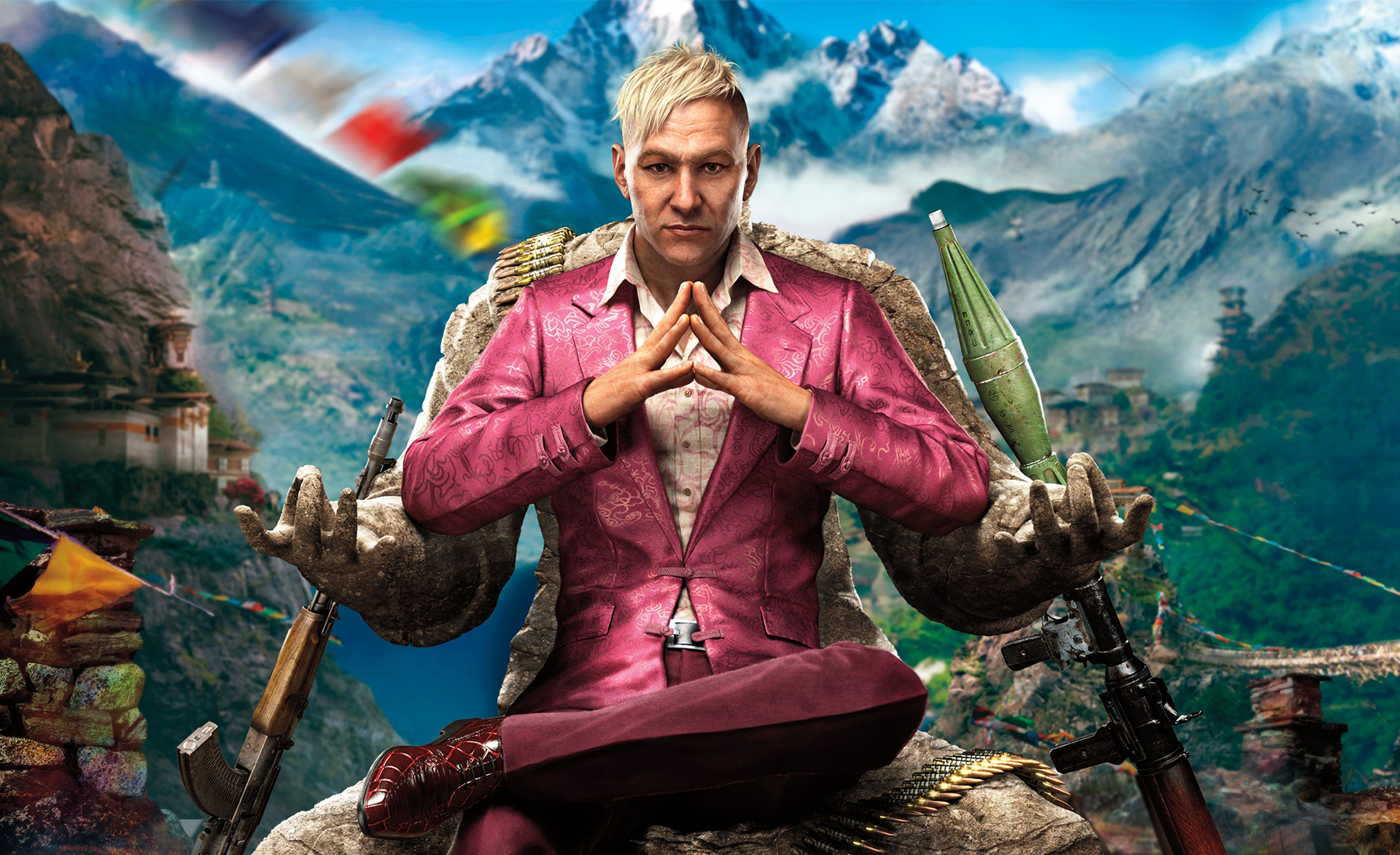 Far Cry 4 Review Brash Games